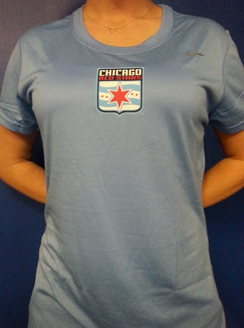 2013 Chicago Red Stars Official Team Training Top