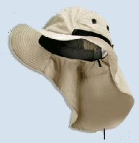 Extreme Condition Sunblock Hat <br>45+ UV Protection