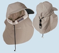 Extreme Outdoor Sunblock Cap <br>45+ UV Protection
