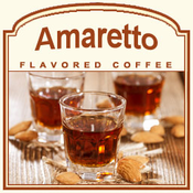 Amaretto Flavored Coffee (1/2lb bag)