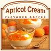 Apricot Cream Flavored Coffee (1lb bag)