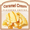 Caramel Cream Flavored Coffee (1lb bag)