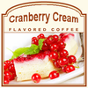 Cranberry Cream Flavored Coffee (1lb bag)