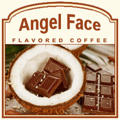 Decaf Angel Face Flavored Coffee (1/2lb bag)