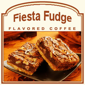 Decaf Fiesta Fudge Flavored Coffee (1/2lb bag)