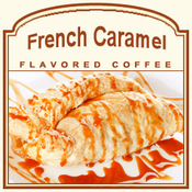 Decaf French Caramel Flavored Coffee (1lb bag)