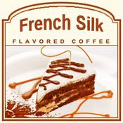 Decaf French Silk Flavored Coffee (1/2lb bag)