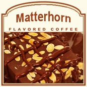 Decaf Matterhorn Flavored Coffee (1/2lb bag)