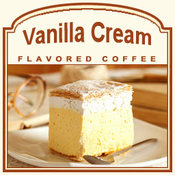 Decaf Vanilla Cream Flavored Coffee (1lb bag)