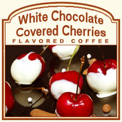 Decaf White Chocolate Covered Cherries Coffee (1lb bag)