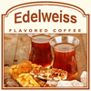 Edelweiss Flavored Coffee (1lb bag)