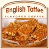 English Toffee Flavored Coffee (1lb bag)