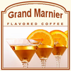 Grand Marnier Flavored Coffee (1lb bag)