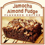 Jamocha Almond Fudge Flavored Coffee (1lb bag)