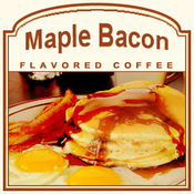 Maple Bacon Coffee (5lb Bag)