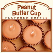 Peanut Butter Cup Flavored Coffee (1lb bag)