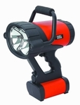 Black & Decker VEC158BD Twin Beam Cordless Rechargeable 3 Million Candle Power Spotlight