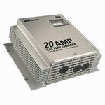 Charles 93-12205SP-A 5000 Series Marine 12 Volt 20 Amp Automatic 3 Stage Battery Charger / Power Supply
