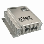 Charles 93-24205SP-A  5000 Series 24 Volt 20 Amp 3 Stage Automatic Battery Charger / Power Supply