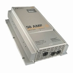 Charles 93-24505SP-A 5000 Series 24 Volt 50 Amp 3 Stage Automatic Battery Charger / Power Supply