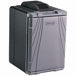 Coleman 3000001497 40 Quarts 58 Can 12 Volt PowerChill Thermoelectric Cooler With Adjustable Shelf