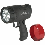 CYCLOPS SIRIUS CYC-9WS 300 LUMENS CORDLESS RECHARGEABLE SPOTLIGHT
