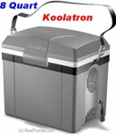 Koolatron P9 Traveller III 12 Volt  Thermoelectric Travel Cooler / Warmer