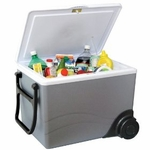 Koolatron W75 Kool Wheeler 12 Volt 57 Can 36 Quart  Wheeled Cooler / Warmer