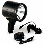 Optronics QR-220 Night Blaster 12 Volt - 220 Volt 2 Million Candle Power Cordless Or Corded Rechargeable Spotlight