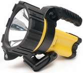ROADPRO RPAT-736Y 12 VOLT  2 MILLION CANDLE POWER CORDLESS RECHARGEABLE  SPOTLIGHT