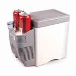 RoadPro RPAT-788 12-Volt Mini 9 Can Cooler/Warmer