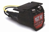 RoadPro RPPS-16ES 12 Volt Extension Power Outlet With 16-Gauge 6 Ft Wire