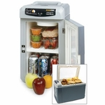 RoadPro RPSF-5235 12 Volt Deluxe Family Size Cooler / Warmer