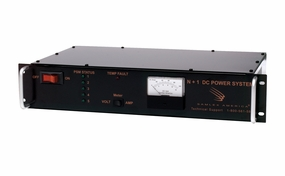 Samlex SEC-2450BRM Rackmout Regulated 50 Amp 24 Volt Output Switching Power Supply
