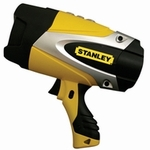Stanley HID0109 Cordless/Corded Rechargeable 12 Volt 3000 Lumens High Intensity Discharge Spotlight