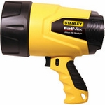 Stanley HIDLIS FatMax 12 Volt 2400 Lumens Corded / Cordless Rechargeable HID Lithium Ion Spotlight