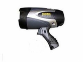 STANLEY SL2M09 12 VOLT CORDLESS / CORDED RECHARGEABLE 2 MILLION CANDLE POWER SPOTLIGHT