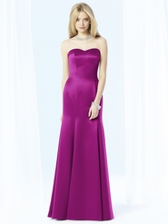 After Six Bridesmaid Dresses: After Six 6701