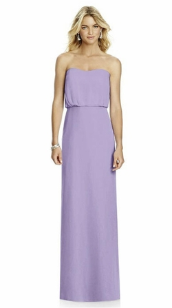 AFTER SIX BRIDESMAID DRESSES: AFTER SIX 6761