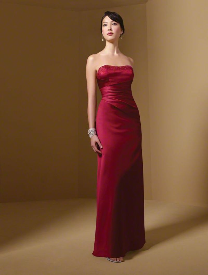 ALFRED ANGELO BRIDESMAID DRESSES|ALFRED ANGELO BRIDESMAIDS 7027 ...