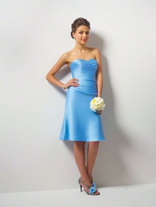 Alfred Angelo Bridesmaids: Alfred Angelo 7041 S