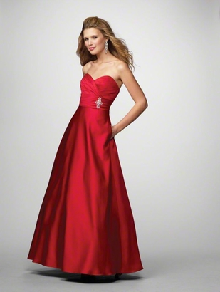 Alfred Angelo Bridesmaids: Alfred Angelo 7166