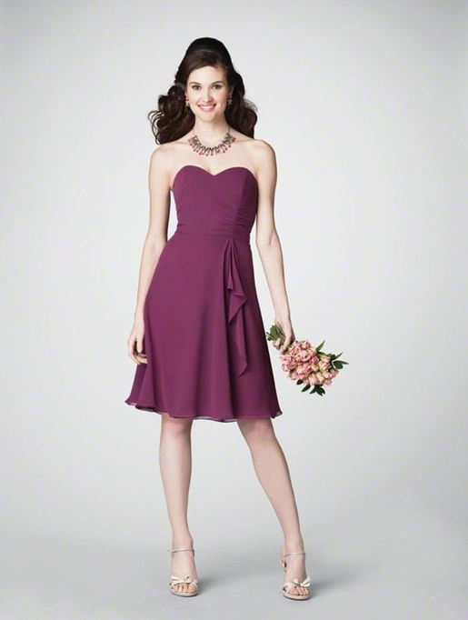 Alfred Angelo Bridesmaids: Alfred Angelo 7176