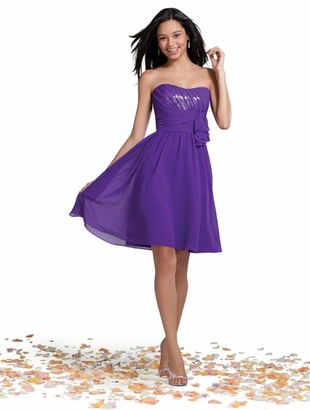 Alfred Angelo Bridesmaids: Alfred Angelo 7242 S