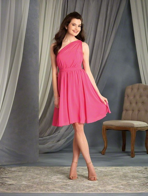 Alfred Angelo Bridesmaids: Alfred Angelo 7243S