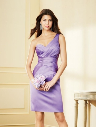 Alfred Angelo Bridesmaids: Alfred Angelo 7291 S
