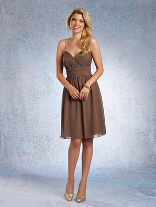 Alfred Angelo Bridesmaids: Alfred Angelo 7323S