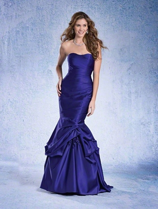 Alfred Angelo Bridesmaids: Alfred Angelo 7354L