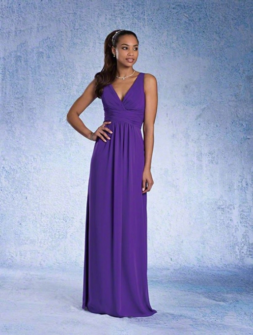 Alfred Angelo Bridesmaids: Alfred Angelo 7355 L