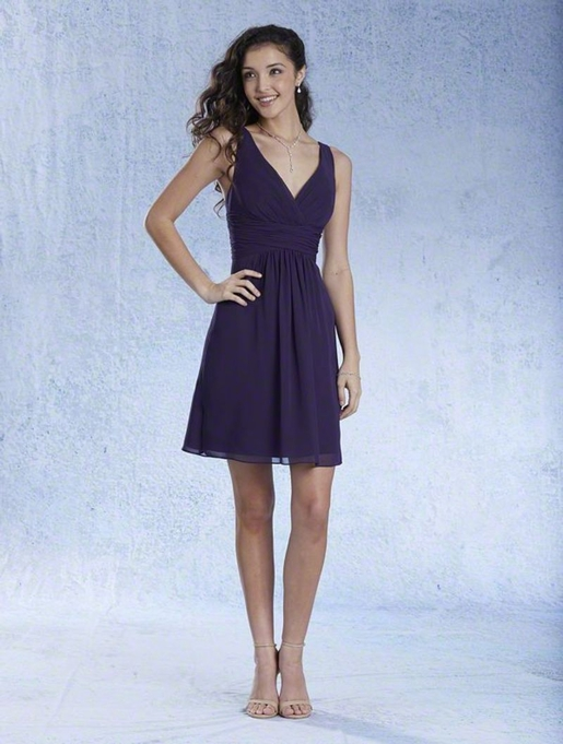 Alfred Angelo Bridesmaids: Alfred Angelo 7355 S